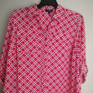 Elementz Women's blouse 2x